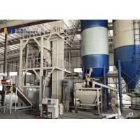 Large Capacity Dry Mix Mortar Plant To Mix Sand Cement Premix Mortar Equipment