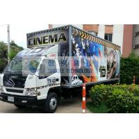 Buy cheap Attractive Exciting Truck 5D 6D 7D XD Theater with Cinema Simulation for Theme from wholesalers
