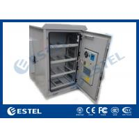 Quality Equipment Enclosures Outdoor Battery Cabinet IP55 With Anti Theft Three Point Lock wholesale