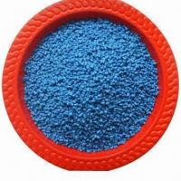 Quality Blue Masterbatch, Used for PP, PE and PVC wholesale