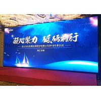 Quality Indoor Full Color Led Video Display Board Events Led Display High Precision wholesale