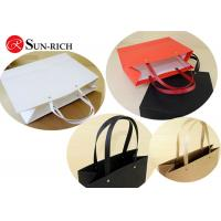 China Colored Handmade Paper Bags Manufacturers in China Wholesale on sale