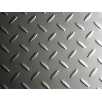 Quality 3mm Stainless Steel Diamond Tread Chequered Plate Sheets Manufacturer from From China Foshan wholesale