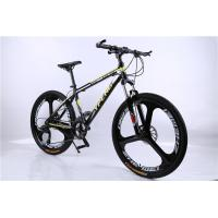 Quality Factory OEM 26 inch Shimano 24 speeds disc brake alloy mountain bicycle with mag alloy one wheel wholesale