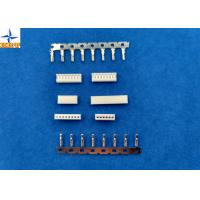 Quality 1.25mm Pitch Board-in Housing, 2 to 15 Circuits Single Row Crimp Housing for Signal Application wholesale
