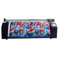 Quality Inkjet Printer Large Format Printing Machine For Polyester Fabric wholesale