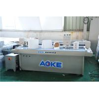 Buy cheap Paper Box Cutting machine flatbed  cut  automatic drawing creasing vacuum pump holding product