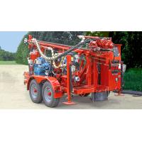 Quality Powerful! Multifunction truck mounted geothermal well drilling rig AKL-Z-400 wholesale