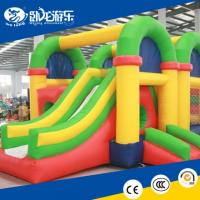 China inflatable bouncer commercial, inflatable bouncer with slide on sale