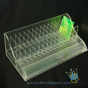 Quality acrylic cube storage box wholesale
