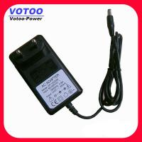 Quality 2A 24W Camera Power Supply 12vdc , LED LCD Power Adapter With CN Plug wholesale