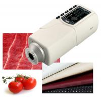 Quality Large aperture 20mm colorimeter 45/0 colour meter for food with CIE LAB software NR20XE wholesale