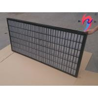 China Oil Vibrating Sieving Mesh For Solid Control 1165x585x40mm Shale Shaker screen on sale