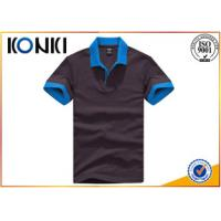 Quality Fashionable Personalized Polo Shirts For Men short sleeve polo shirt wholesale