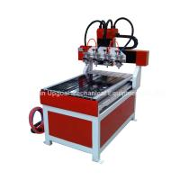 Quality Small 4 Spindles 600*900mm Wood CNC Carving Machine wholesale