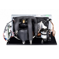 China Closed Loop Liquid Chilled System/Coaxial—C Type Small Water Cooling System on sale