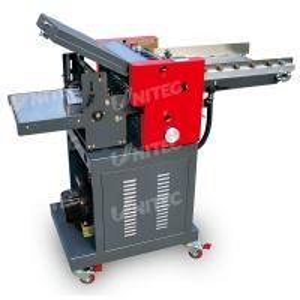 Quality 950W Electric Paper Folder Machine HB 382SA 28000Sheets / h wholesale