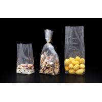Mini OPP Plastic Heat Seal Block Bottom Bags Cellophane Bags for Sweets