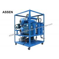 Quality Explosion-proof type High vacuum Transformer Oil Filtration Machine,Oil Treatment Plant wholesale