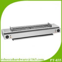 Quality Stainless Steel Electric Kebab BBQ Grill wholesale