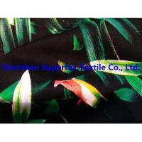 Quality 16S*12S Cotton Twill High-definition Print 275GSM Garment Fabric wholesale