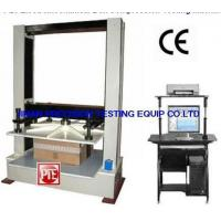 Quality BCT-20 Computer Control Electromechanical Box Compression Testing machine wholesale