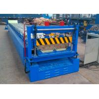 Quality Screwless Roof Panel Roll Forming Machine, Concealed Fix Roofing Sheet Roll Forming Line wholesale