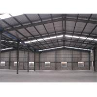 Quality Professional Structural Steel Warehouse With Sandwich Panel Light Steel Frame wholesale