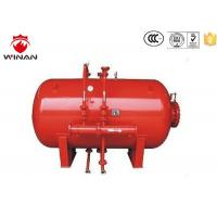 Quality 200L-10000L Tank Bladder Tank Foam System Fire Protection 6-12 Bar Working Pressure wholesale