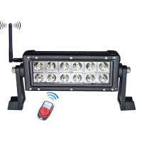 Quality 12V 9 Inch 36W Straight Flashing LED Light Bar For Truck Tractor Vehicle Auto wholesale