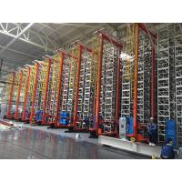 Buy cheap Automated AS / RS Material Handling System With Stacker Crane Heavy Duty from wholesalers
