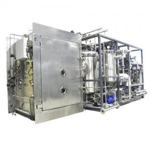 China Durable Freeze Drying Equipment, Pharmaceutical Vacuum Freeze Drying Machine on sale