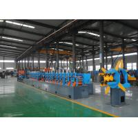 Quality High Performance Tube Mill Machine , Square Pipe Production Line wholesale