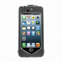 Quality Bike Mount Sports Waterproof Case for iPhone 5, Made of ABS wholesale