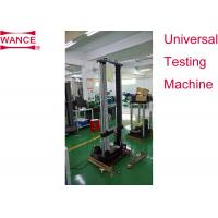 Quality Geotextile Testing Equipment , Tensile Strength Measuring Machine 400kg Weight wholesale