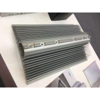 Cheap 40W 50W 60W Module heatsink extrusion profiles with Good Heat Disspation for sale