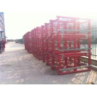 Quality Rack and Pinion CH1600 Twin Cage Industrial Lift Elevator 1600kg High Efficiency wholesale