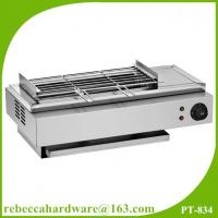 Quality Electric barbecue grills stainless steel smokeless bbq grill wholesale