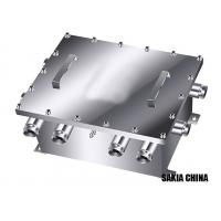 Quality IP65 Stainless Steel Explosion Proof  Network Video Server Junction Box wholesale