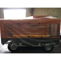 Quality 1 Years Warranty Portable Screw Air Compressor Mobile Air Compressor For Mining wholesale