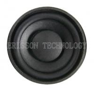 Quality 5w 52mm 4ohm  neodymium speaker, full range speaker with rubber edge wholesale