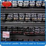Quality High quality 22kg/m Q235 steel rail from China,GB wholesale