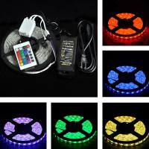 Quality RGB LED strip 5050 300 leds 5m/roll IP65 wholesale