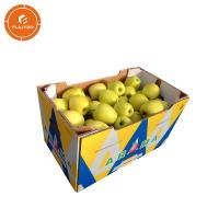 China 2018 New Style Good Feedback Custom Made Apple Fruit Packaging Boxes on sale