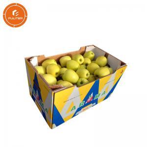 China 2019 new good feedback custom apple fruit packaging box fruit packaging gift box on sale
