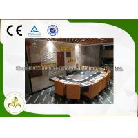 Quality Induction / Electric Teppanyaki Table wholesale