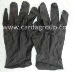 Quality Black Nitrile Gloves wholesale