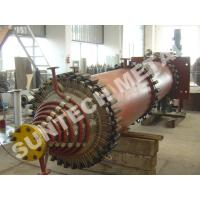 Quality 304L and Carbon Steel Clad Wiped Thin Film Evaporator wholesale