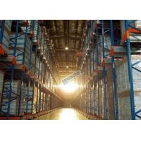 Quality Cold Supply Chain Industrial Pallet Racks Heavy Duty 5-45 Celsius Degree Working Temperature wholesale