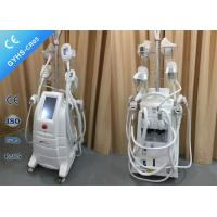 Quality Cellulite Reductions Cryolipolysis Body Slimming Machine With 7 Headpiece wholesale
